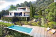 Roquebrune-Cap-Martin - Modern villa with sea view - photo2