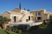 Gordes - Belle maison contemporaine avec vue sur le Luberon - photo1