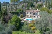 Cannes back country - Provençal style villa - photo1