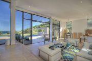 Ramatuelle - L'Escalet - Villa contemporaine avec superbe vue mer - photo5