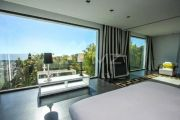 Roquebrune-Cap-Martin - Superb modern sea view villa - photo13