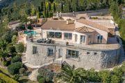 Proche Cannes - Villa rénovée vue mer panoramique - photo3