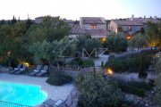 Gordes - Maison provençale en pierre avec vue - photo4