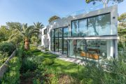 Cap d'Antibes - Villa contemporaine neuve - photo1