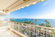 Cannes - Croisette - Apartement with panoramic sea view - photo3