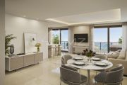 Cannes Palm Beach - New program HELIOS - Luxurious two rooms apartment NAOS - photo1