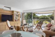 Канны - Пуант Круазетт - Красивая отремонтированная 3-4х комнатная квартира с видом на море - photo1