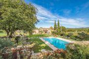 Provence verte - Beau mas entièrement restauré en campagne d'Aix en Provence - photo9
