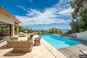 Sainte-Maxime - Nice villa with sea view - photo4