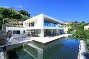 Proche Cannes - Mandelieu Les Termes - Villa contemporaine neuve - photo7
