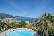 Roquebrune-Cap-Martin — Magnifique 4 pièces vue mer - photo1