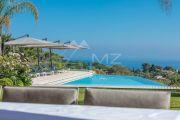 Antibes - Villa californienne avec vue mer - photo20