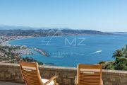 Proche Cannes - Vue mer panoramique dans domaine privé - photo2