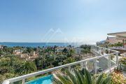 Cannes - Croix des Gardes - Appartement avec vue mer panoramique - photo10