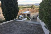 GRIMAUD - Dans domaine privé villa vue panoramique mer - photo4
