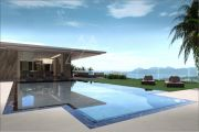 Cannes - Hills of Cannes - Beautiful new contemporary villa - photo4