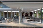 Cannes - Super Cannes - Villa contemporaine neuve et vue mer panoramique - photo4