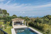 Proche Saint-Paul de Vence - Luxueuse villa au sein d'un domaine fermé - photo2