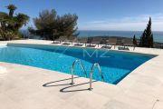 Roquebrune-Cap-Martin - Superb modern sea view villa - photo4