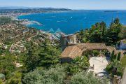 Proche Cannes - Vue mer panoramique dans domaine privé - photo4