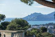 Cannes - Le Cannet - Vue mer panoramique - photo1
