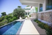 Villefranche sur mer - Luxury contemporary villa with overlooking view over the bay - photo2