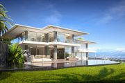 Канны - Супер Канны - Новая современная вилла с панорамным видом на море - photo2
