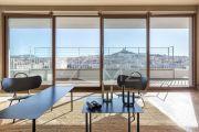 Marseille 2ème - Vue Vieux port - Dernier étage terrasse Immeuble POUILLON - photo1