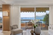 Cannes - Croisette - 4 rooms apartment with panoramic sea view - photo4