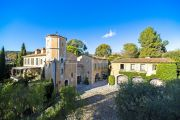 Close to Saint-Paul de Vence - Authentic castle - photo3