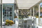 Cap d'Antibes - Exceptional contemporary villa with sea view - photo10