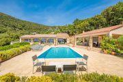 Sole Agent - La Croix-Valmer - Sea view provencal 5 bedroom home - photo4