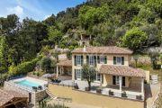 Arrière-pays cannois - Villa récente avec vues - photo1