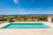 Gordes - Maison contemporaine avec vue - photo2