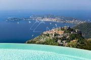 EZE - Provençal villa with panoramic sea view - photo20