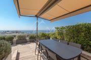 Juan-Les-Pins - Villa sur toit avec vue mer panoramique - photo1