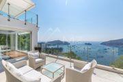Villefranche-sur -Mer - Villa avec vue Panoramique - photo4