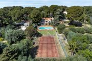La Ciotat sea view property with tennis court and swimming pool - photo2