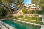 Proche Cannes - Charmante villa vue mer - photo3