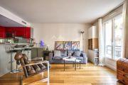 Париж 8-й - 2-комнатные апартаменты - Faubourg saint Honoré - photo2