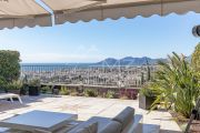Near Cannes - On the heights - Appartment with panoramic sea view - photo2
