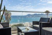 Канны - Круазетт - 3х-комнатная квартира с панорамным видом на море - photo1