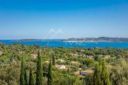 Grimaud - Beauvallon - Villa contemporaine vue mer - photo1