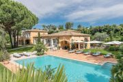 Les Parcs de Saint-Tropez - Villa with an extensive park - photo1