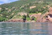Theoule sur Mer - Rare - True Waterfront Property - Panoramic sea view - photo5