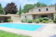 Gordes - charming house with view over the village - photo1
