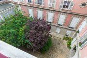 Marais Place Des Vosges Courtyard View - photo11