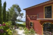 EZE - Provençal villa with panoramic sea view - photo19