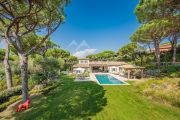 Saint-Tropez - Les Parcs - Superbe villa contemporaine - photo2