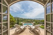 Grimaud - Domain of Beauvallon - Majestic property with sea view - photo6